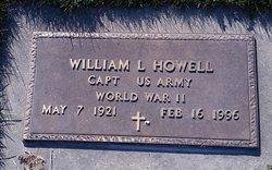 Dr William Leighton Howell, Sr