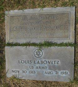 Esther M. Labovitz