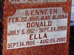 Kenneth McQuarrie