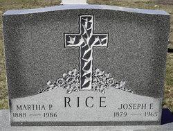 Martha P. Rice