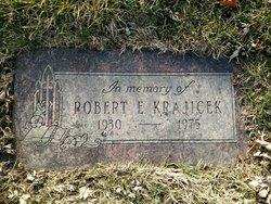 Robert E Krajicek