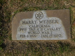 Harry Webber