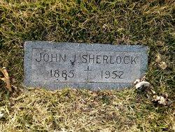John J Sherlock