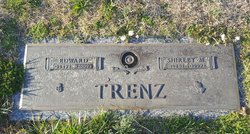 Shirley Mae <I>Taylor</I> Trenz
