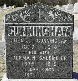 John J.  J. Cunningham