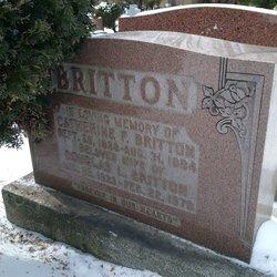 Catherine F Britton
