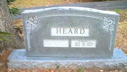 Jesse Frank Heard