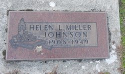 Helen LaDonna <I>Stewart</I> Miller Johnson