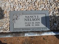 Nancy J. Nelson