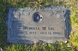 Wendell W Lee