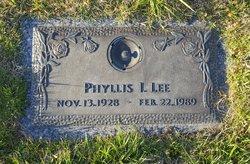 Phyllis I Lee