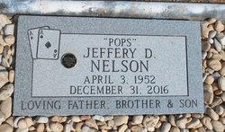 """Jeffery D. """"Pops"""" Nelson"""