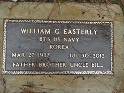 William G Easterly