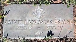 Calvin Lancaster Crayne