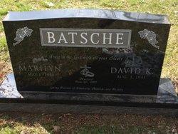Judge David K Batsche