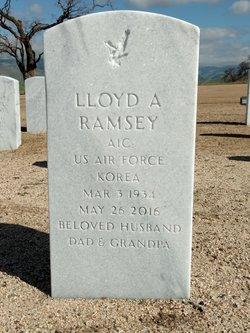 Lloyd A. Ramsey