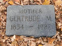 Gertrude M. <I>King</I> Collett