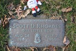 Scott D Rhoades