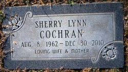 Sherry Lynn <I>Carpenter</I> Cochran