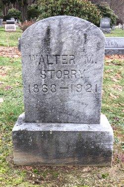 Walter M Storry