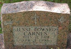 Jesse Edward Carnes