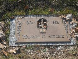 Warren C Ritchie