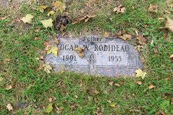 Edgar W Robideau