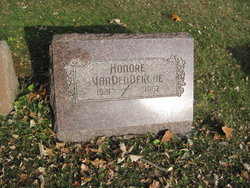 Honore H Vandenberghe