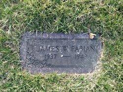 James W Fabian