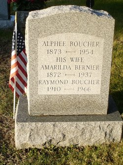 Raymond Boucher