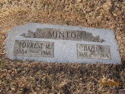 Forrest Melvin Minton
