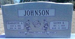Glenn Kyle Johnson, Sr
