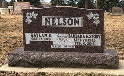 Barbara E. <I>Story</I> Nelson