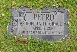 Hope, Faith, Grace Petro