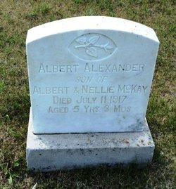 Albert Alexander McKay