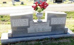 Lucus W Lee