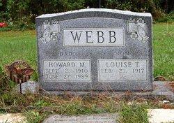 Howard M Webb