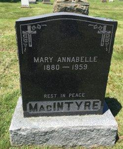 Mary Annabelle MacIntyre