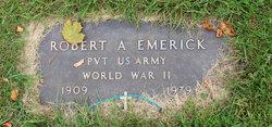 Robert A Emerick