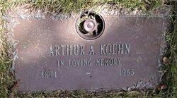 Arthur A. Koehn