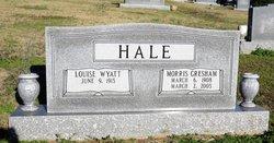Louise <I>Wyatt</I> Hale