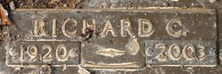 Richard Clair Hartman