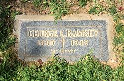 George E Ramsey
