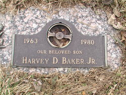Harvey Donald Baker