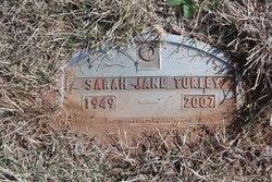 Sarah Jane Turley