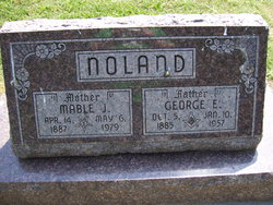 Mabel J <I>Downs</I> Noland