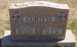 Grace Winnifred <I>Brown</I> Curtess
