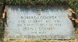 LTC Robert I. Cooper