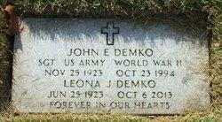 John E Demko