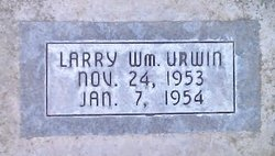 Larry William Urwin